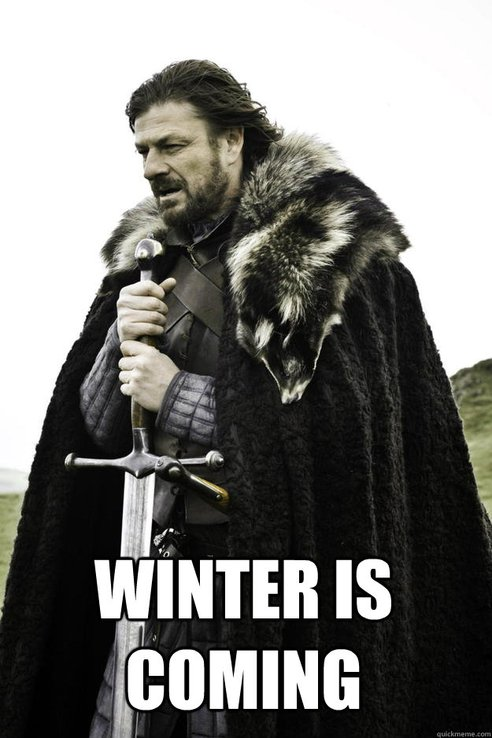 Közeleg a tél