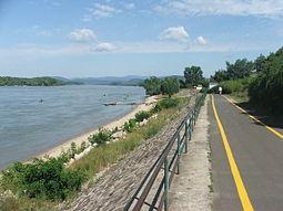 Duna menti kerékpárút